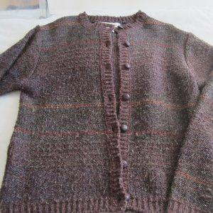 Acrylic Wool Warm Winter Cardigan Sweater